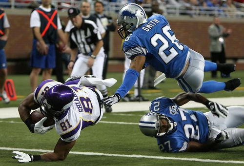 Detroit Lions vs. Minnesota Vikings