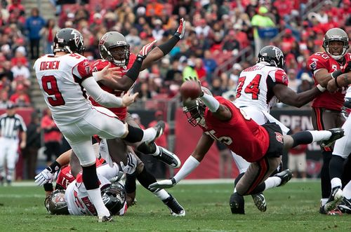 Atlanta Falcons vs. Tampa Bay Buccaneers